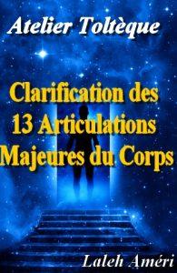 CD de l'Atelier Toltèque sur la Clarification des 13 Articulations et l'Activation de l'ADN