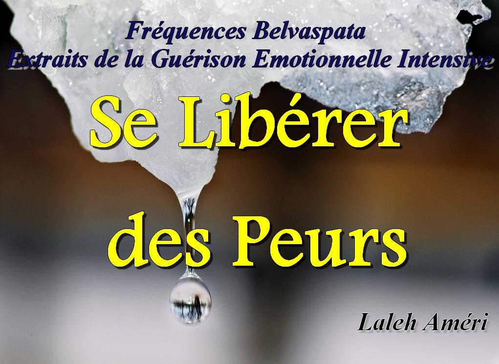 Nouveau CD: Se Libérer des Peurs