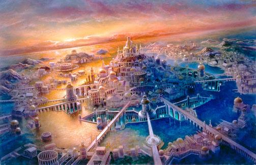 L'activation des Mémoires de l'Atlantis