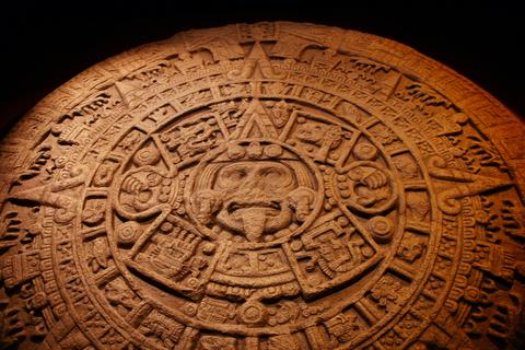 La Fin du calendrier Maya