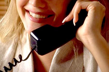 Consultations par téléphone