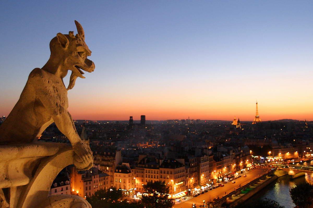 View-from-the-Cathédrale-Notre-Dame-de-Paris
