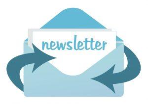 Inscription au Newsletter